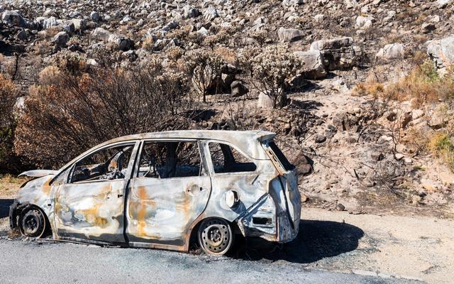 Wat gebeurt er met auto's nadat deze total loss verklaard zijn?